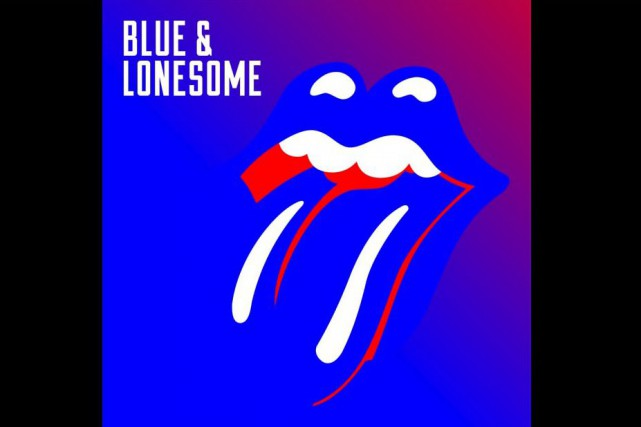 BLUES ROCK, Blue & Lonesome, The Rolling Stones...