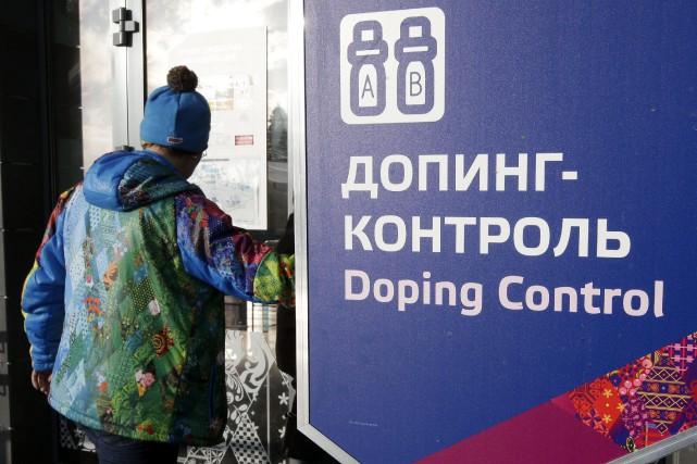 Un rapport de l'Agence mondiale antidopage soutient que... (PHOTO Lee Jin-man, archives AP)