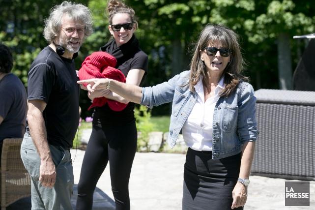 Jean-François Pouliot a réalisé Votez Bougon et Fabienne... (Archives La Presse)