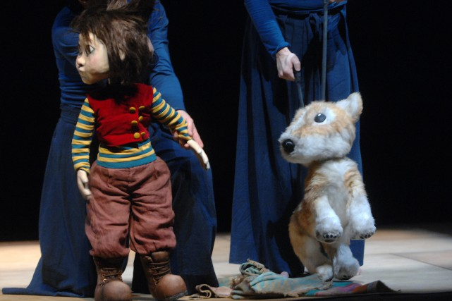 Le Théâtre les Amis de Chiffon présente la... (Archives Le Progrès-Dimanche, Michel Tremblay)