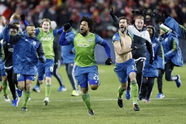 Les deux équipes en étaient à leur première... (Photo USA Today Sports)