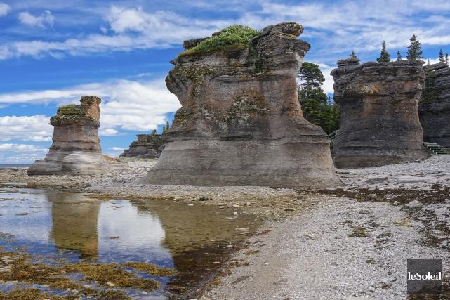 Le Canada compte 47 parcs nationaux, dont trois... (Photothèque Le Soleil)