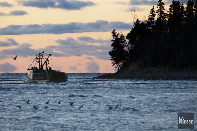 La Terre se réchauffe parce qu'il y a plus de gaz àeffet deserre dans... (Photo archives La Presse Canadienne)