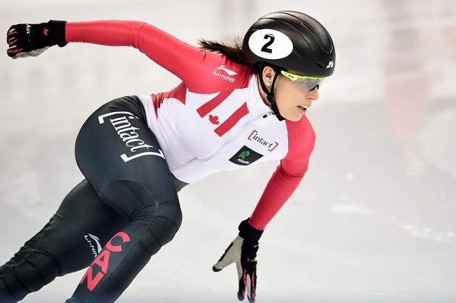 Jusqu'à présent cette saison, aux épreuves individuelles, Marianne... (Photo Johannes EISELE, archives AFP)