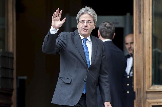 Homme discret et réservé, Paolo Gentilono est un... (AP, Angelo Carconi)