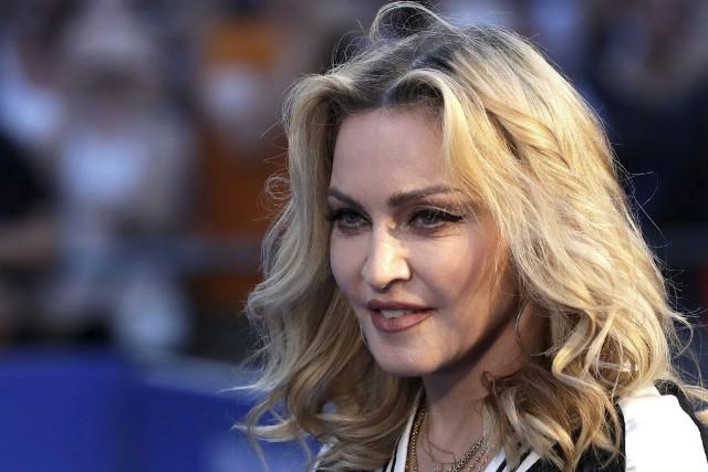 Madonna, en septembre 2016... (AP, Kirsy Wigglesworth)