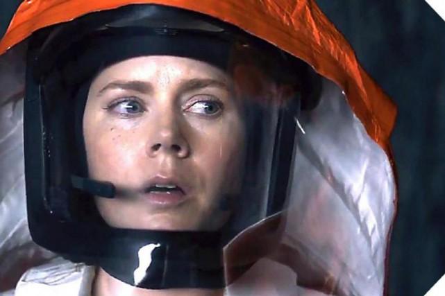 Amy Adams dansL'Arrivée... (fournie par Paramount Pictures)