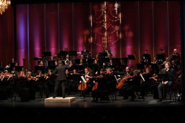 L'Orchestre symphonique a livré une version concert intégrale... (Courtoisie)