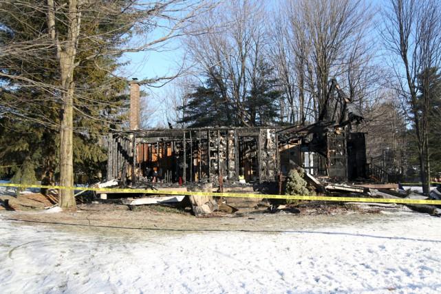 Un incendie a fait une victime, dans la... (Julie Catudal)
