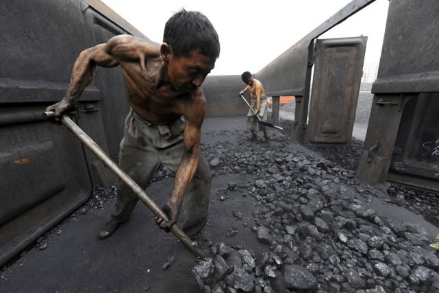 La planète devrait consommer 5,6 milliards de tonnes... (photo Jianan Yu, archives REUTERS)