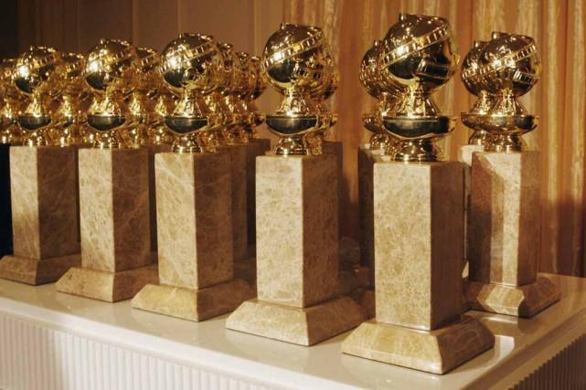 Voici les principales nominations aux Golden Globes, les très convoités prix du... (PHOTO ARCHIVES AFP)