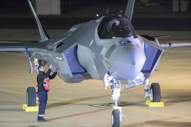 Israël a reçu avec un peu de retard... (photo Jack GUEZ, Agence France-Presse)