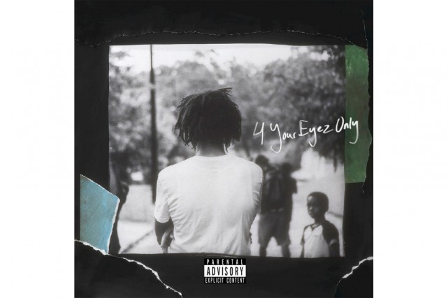 4 Your Eyez Only, de J. Cole... (Image fournie par Dreamville/Roc Nation/Interscope)