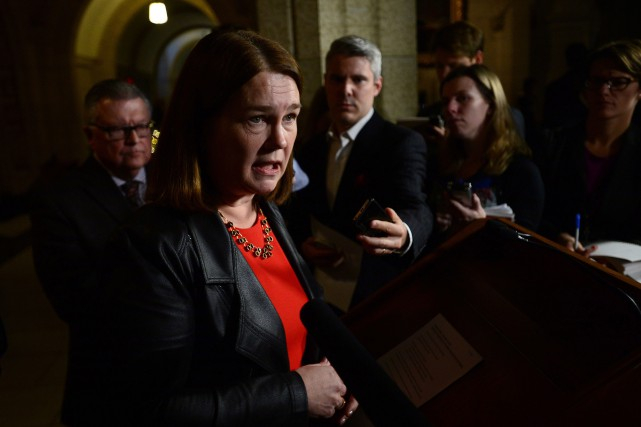 La ministre de la Santé, Jane Philpott... (PHOTO Sean Kilpatrick, archives PC)