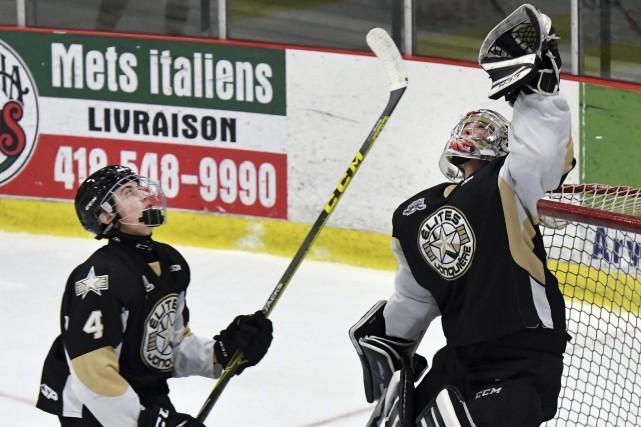 Saguenay (Jonquière)Hockey Élites...