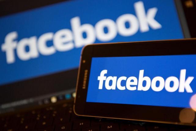 Avec son nouvel assistant vocal, Facebook veut faire... (PHOTO JUSTIN TALLIS, ARCHIVES AGENCE FRANCE-PRESSE)
