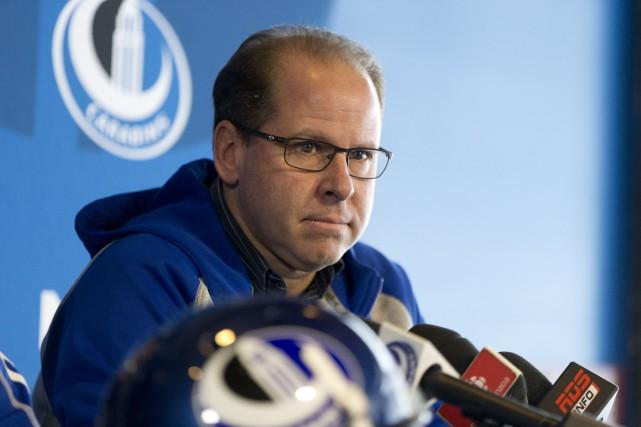 Danny Maciocia a refusé l'offre des Alouettes de... (Photo François Roy, La Presse)