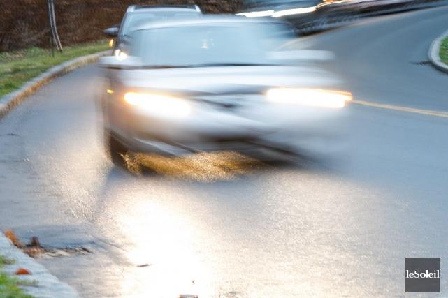 Un individu est en attente d'un rapport de reconstitution d'accident qu'il est... (Archives Le Soleil)