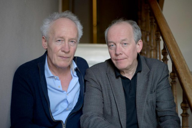 Les frères Jean-Pierre et LucDardenne... (Photo fournie par AZ Films)