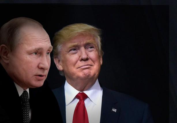 «La plus récente preuve de l'aveuglement de Donald... (Photomontage La Presse)