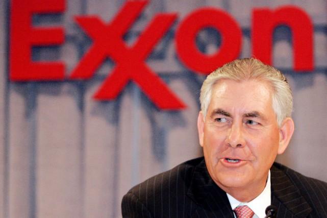 Rex Tillerson parviendra-t-il à couper ses liens historiques... (photo Mike Stone, archives REUTERS)