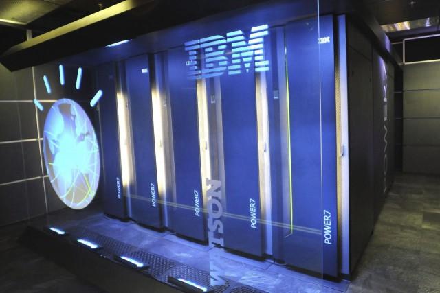 Les promesses d'IBM ont été annoncées à la... (La Presse canadienne)