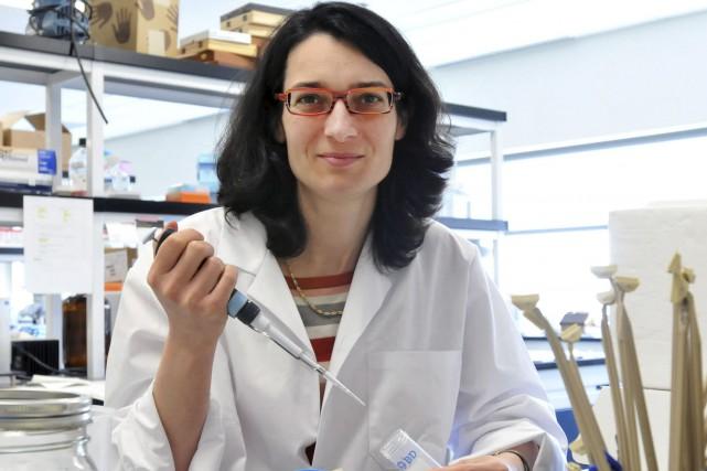 « L'équipe d'oncologie digestive du CRCHUS a développé... (Photo fournie)