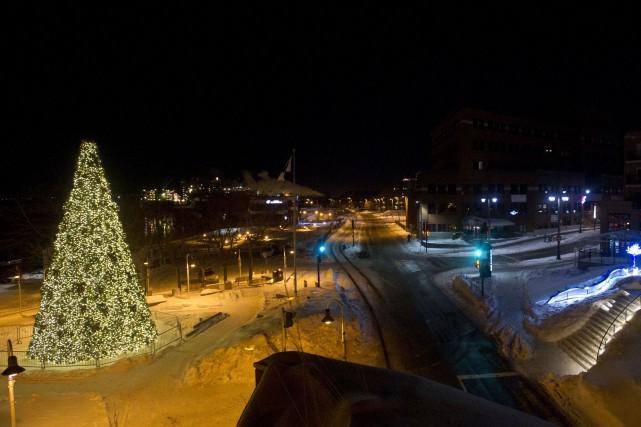 Le centre-ville de Trois-Rivières accueillera les festivités de...