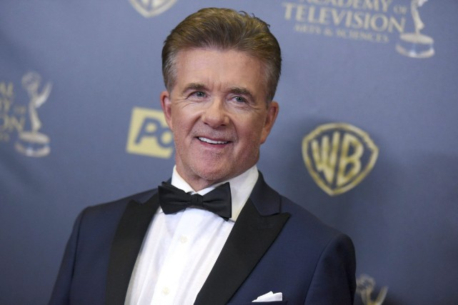 Alan Thicke... (PHOTO Richard Shotwell, archives AP)