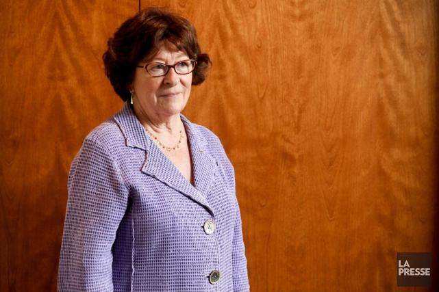 Louise Arbour est outrée par les rapports d'exactions... (Photo Martin Chamberland, archives La Presse)