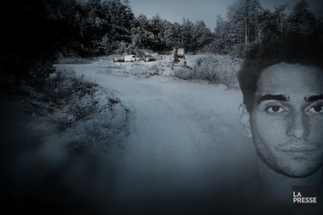 Soupçonné du meurtre de Robert Tanguay, commis à Rigaud en1997, John... (Photomontage La Presse)
