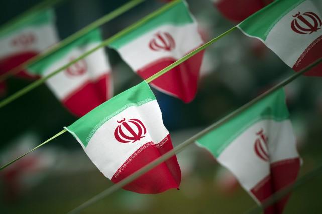 L'Iran soutient politiquement, financièrement et militairement le régime... (REUTERS)