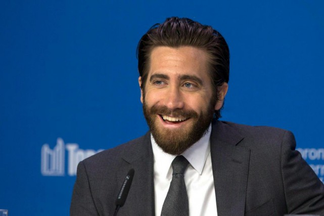 Jake Gyllenhaal... (Photo Chris Young, Archives La presse canadienne )