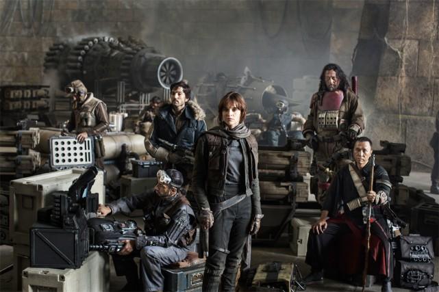 Rogue One:A Star Wars Storyfait place à de... (Photo fournie par Lucasfilm)