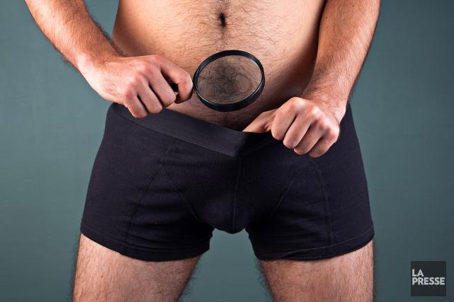 Un homme sur dix juge son pénis trop petit. Pour certains, cela peut mener à... (PHOTO ARCHIVES LA PRESSE)