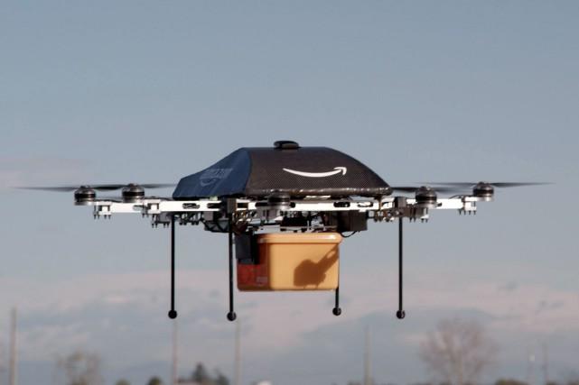 Amazon avait annoncé en juillet dernier le lancement... (AFP)