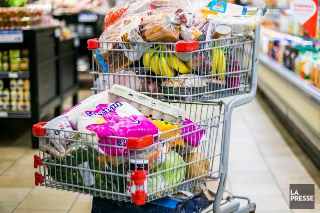 Le futur magasin Super C du Carrefour de l'Estrie devrait ouvrir ses portes au... (Archives La Presse)