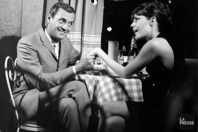 Jen Roger et Mariette Lévesque dans une scène... (Archives La Presse)