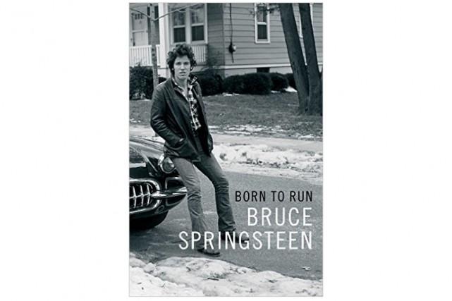 Born to Run, Bruce Spingsteen... (Image fournie par l'éditeur)