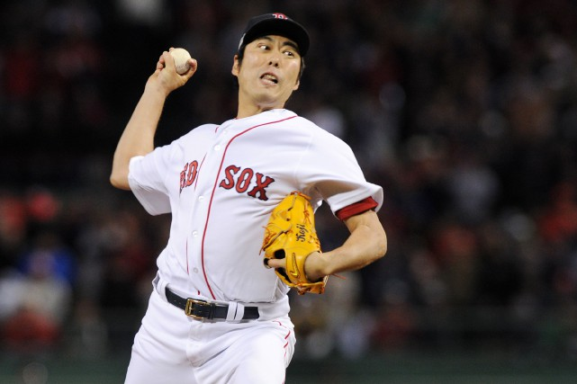 Koji Uehara... (PHOTO Bob DeChiara, USA Today Sports)
