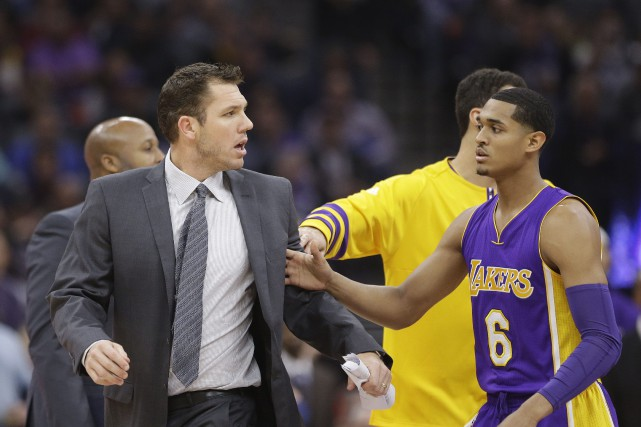 Luke Walton... (PHOTO Rich Pedroncelli, AP)