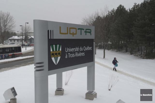 L'Université du Québec à Trois-Rivières.... (Sylvain Mayer, Le Nouvelliste)