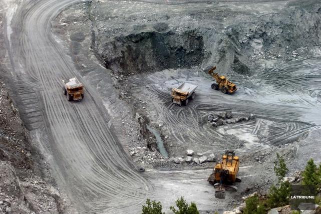 Il n'est pas question de relancer les mines... (Archives, La Tribune)