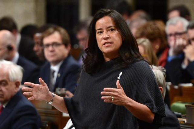 En entrevue avec La Presse, hier, la ministre... (Archives, La Presse canadienne)