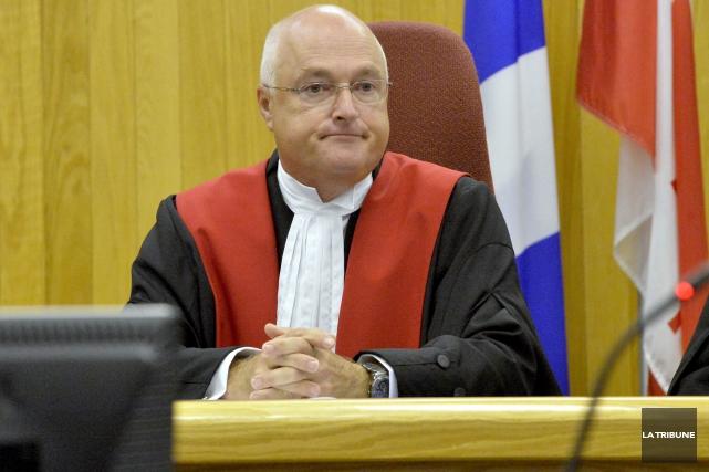 Dans une décision rendue, mercredi, le juge Gaétan... (Archives, La Tribune)