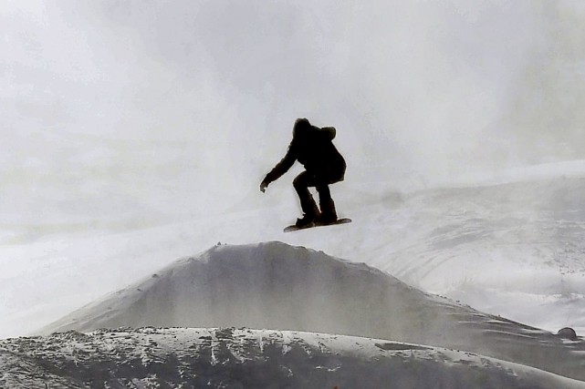La Corporation ski et golf Mont-Orford songe à... (Archives, La Tribune)