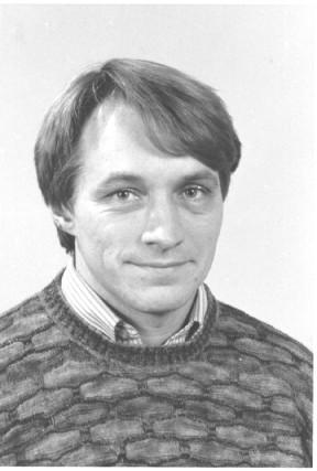 Paul Bennett en 1986...