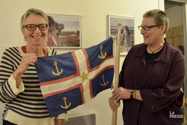 Michelle Lauzon et Luce Sainte-Marie ont lancé une... (Collaboration spéciale Johanne Fournier)