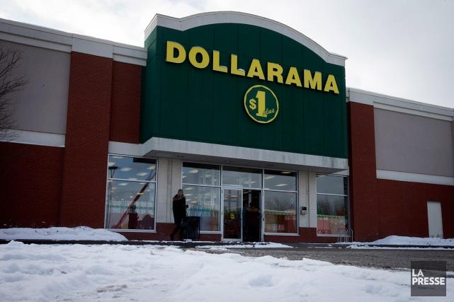 Dollarama a indiqué avoir mis en place certaines... (La Presse, Ivanoh Demers)