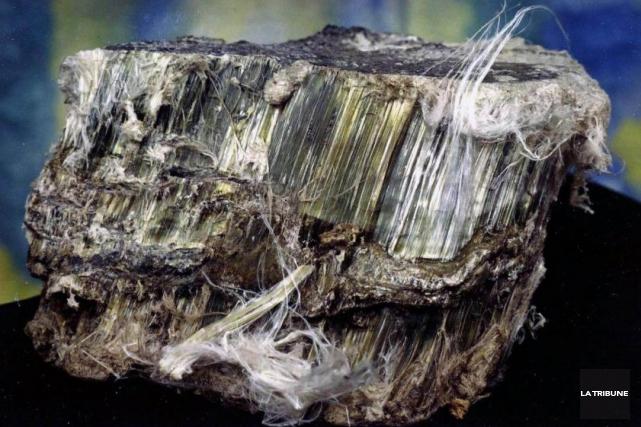 Soupir de soulagement dans la région d'Asbestos à la suite de l'annonce du... (Archives La Tribune)
